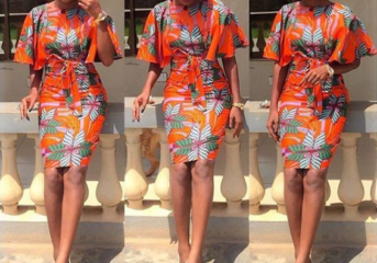 Weekend Ankara Vibes; Styles You Need To See.