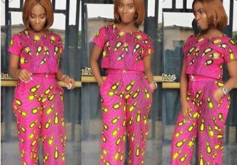 Spice Up Your Wardrobe; Mid-Week Ankara Slay Fashion.