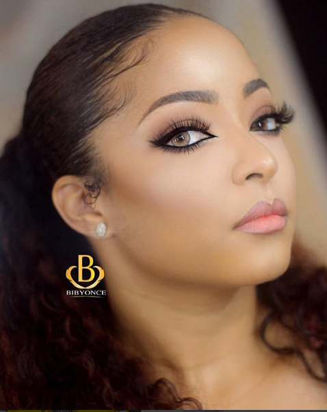 Beauty makeup in Nigeria