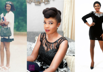 Omoni Oboli shares throwback Picture flaunting Hot legs