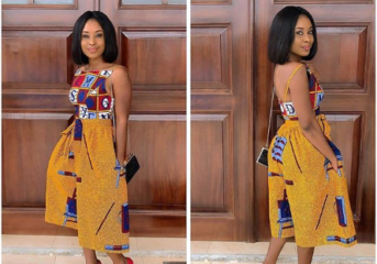 Mid-Week Ankara Inspirational Style (Photos).