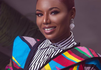 Our Celebrity Style Crush Is Actor And TV Host Nancy Isime.