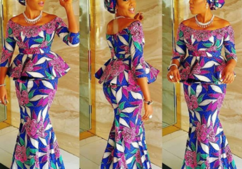 #Daughter Of Zion# Ankara Styles For That Thanksgiving Service.