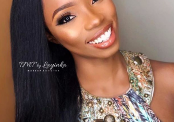 Beauty Crush Of The Week Goes To BBNaija2018 Constestant BamBam.