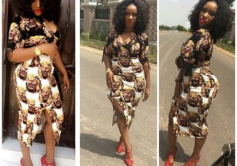 See Ladies Slaying with Isiagu Traditional Igbo Attire
