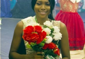 Pamela Lilybox Wins Miss Peace and Unity Pageant Held in Lagos.