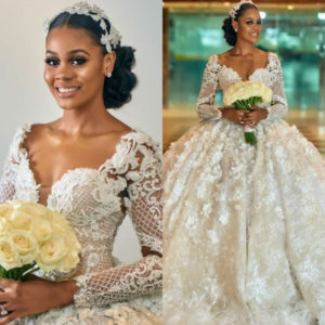 beautiful wedding gown styles