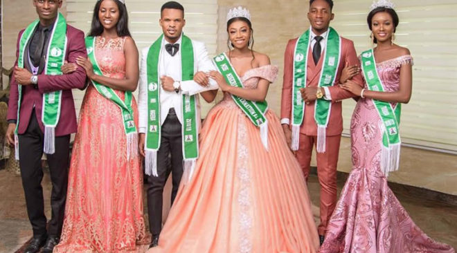 Mr. And Miss Nigeria International 2018. See Winners and Pictures