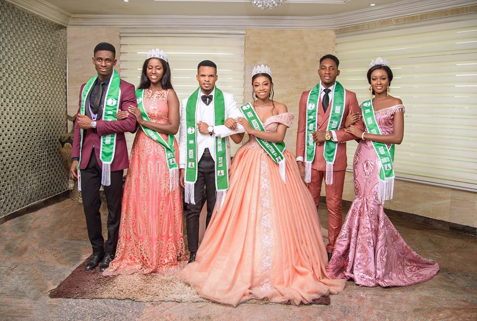Mr and Miss Nigeria International 2018 winners Gallery