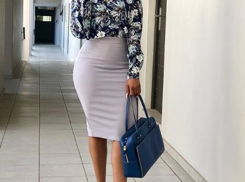 Rock this Week in Pencil Skirt Corporate Style.