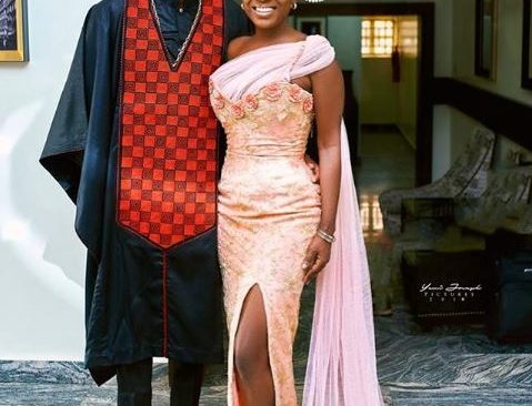 Annie Idibia is so Gorgeous in these Photos with 2Baba.