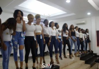 Most Beautiful Model In Nigeria Finalists Emerge.
