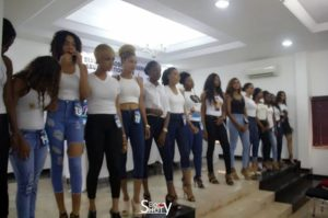 model competition