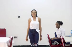 how to become a model in nigeria