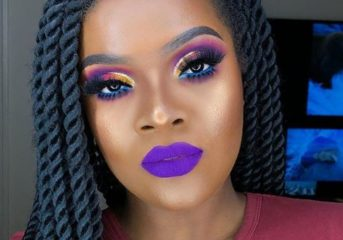 Daring Lipstick Shades Every Melanin Sister Should Try.