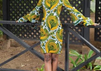 Ankara Styles Inspired by BBNaija's Anto to Rock to Work this Friday.