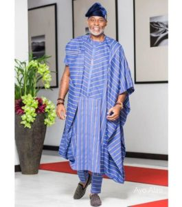 how to slay agbada