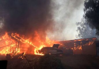 Woman Killed In US Fire After 'waiting To Put Make-up On': SURVIVOR Says.
