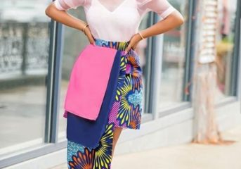 Check Out this Trendy Skirt.