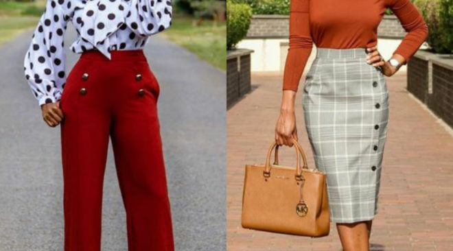 Corporate Styles for the Bold Fashionista.