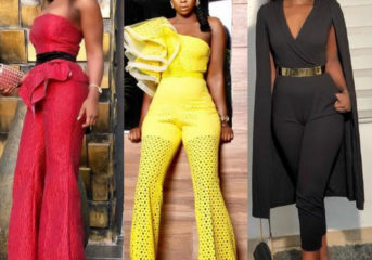 New Jumpsuit Queen and Celebrity Fashion Crush of the Week goes to......