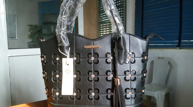 We're Giving Out this FREE HANDBAG to One Lady and a MYSTERY PRIZE to Another Lady.