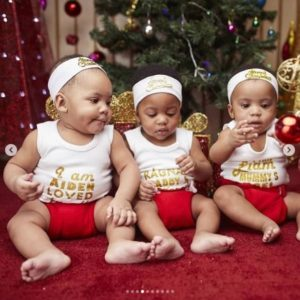 how can a woman have triplets