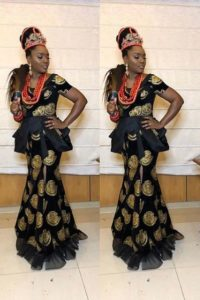 styles to sew for women with isiagu material