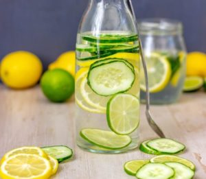 what is detox water for