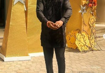 Ebuka Surprises Fans with this Outfit.