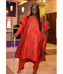 agbada styles for women