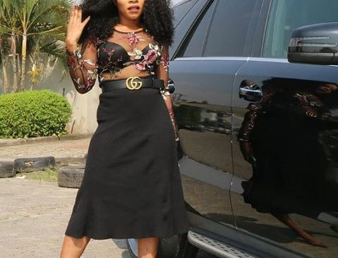 Laura Ikeji Criticized for Wearing this outfit, She Hits Back!