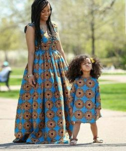 ankara styles for and daughter