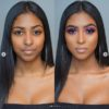 Beautiful Before and After Makeup Transformations.