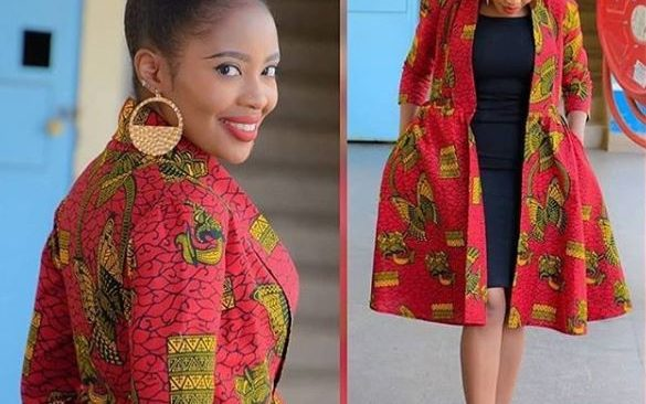 Corporate Ankara Styles for this Friday.