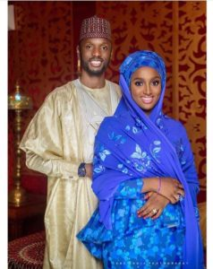hausa traditional wedding clothes