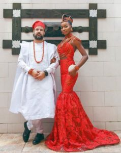 igbo traditional wedding clothes