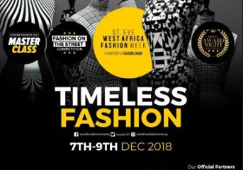 St. Eve West Africa Fashion Week 2018.