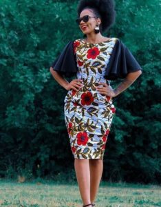 ankara gowns for work