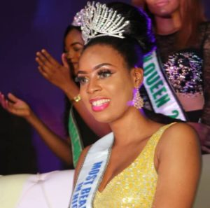 most beautiful model in nigeria grand finale