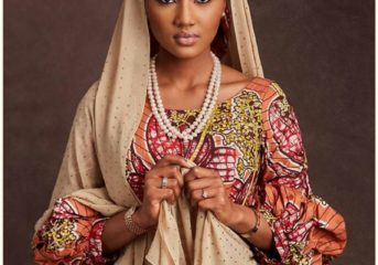 President Buhari's Daughter Zahra Shares stunning new photos