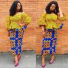 Simple but Classy Ankara Styles for this Sunday!