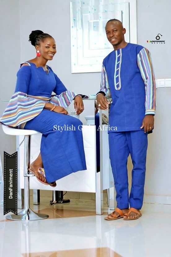 trendy ankara fashion for nigerian couples