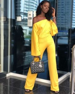 yellow on africans
