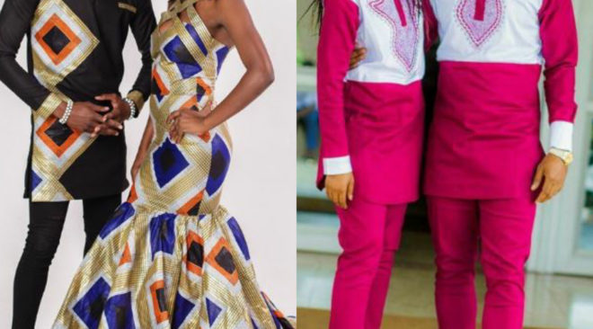 Trending Ankara Styles for Couples(video).