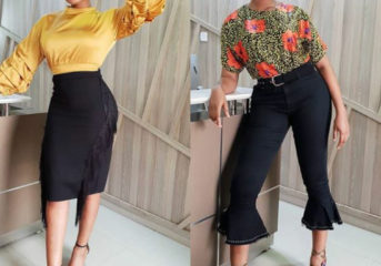 Midweek Fashion Styles Inspired by Fashion Diva, Nancy Isime.