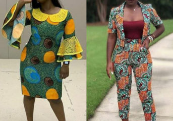Corporate and Classy Ankara Styles to Rock this Friday.