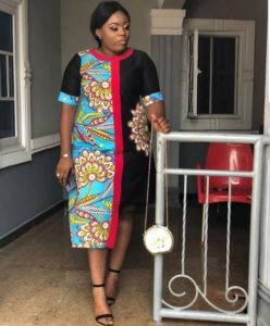 ankara gown styles for work