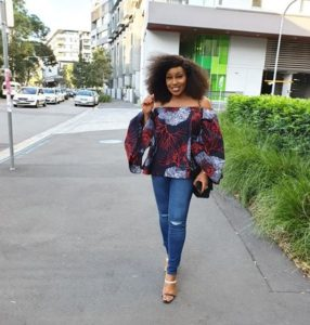 ankara off shoulder