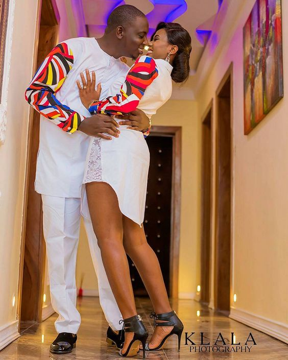 ankara styles for Nigerian couples